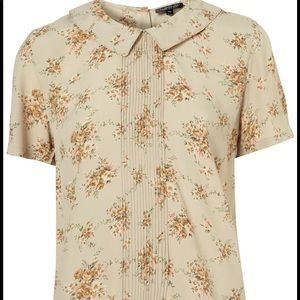ISO Topshop pintuck blouse US size 10 or 12